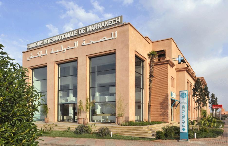 Clinique Internationale - Marrakech