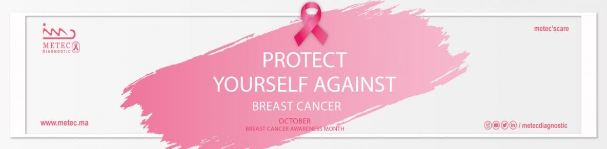 OCTOBER MARKS BREAST CANCER AWARENESS MONTH