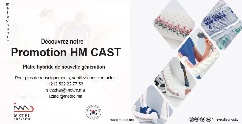Promotion HM Cast