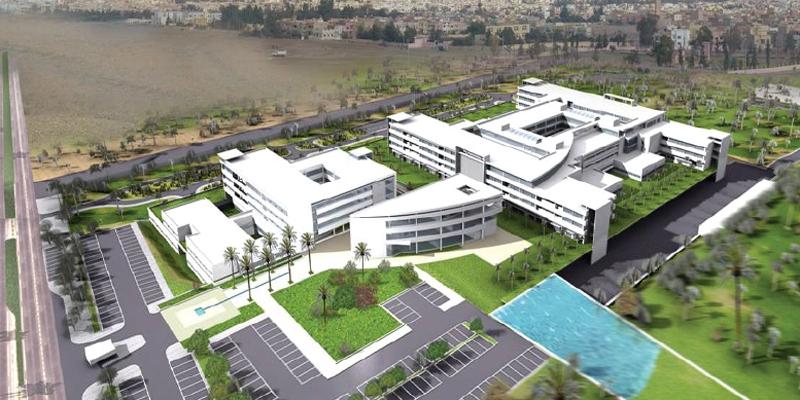 Centre Hospitalier Universitaire - Oujda
